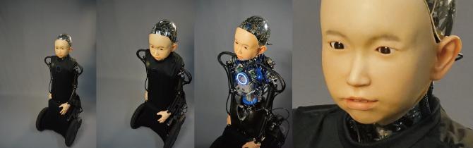 ROBOT/ISHIGURO Symbiotic Human-Robot Interaction Project