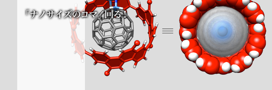 A Nano-sized Bearing of Finite Carbon Nanotube and Fullerene Molecules