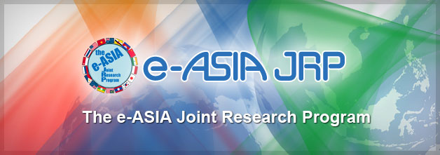 East Asia Science and Innovation Area Joint Research Program