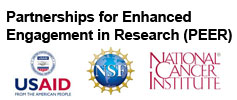 Partnerships for Enhanced Engagement in Research (PEER)