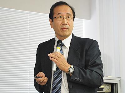 Photo: Dr. KITAGAWA Susumu