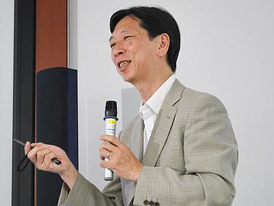 Photo: Dr. FUJITA Makoto