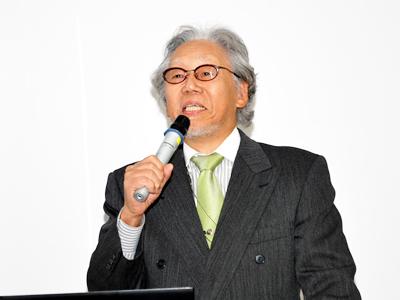 Photo: Dr. AIKA Kenichi