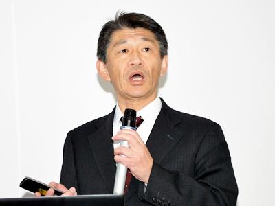 Photo: Dr. EGUCHI Koichi