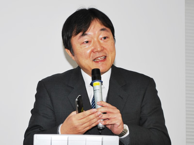 Photo: Dr. NODA Susumu