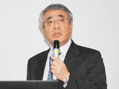 Photo: Dr. FURUICHI Kiyoshi