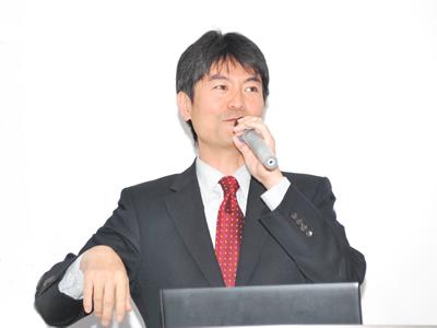 Photo: Dr. NAKAYAMA Tomohiro
