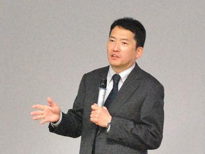 Photo: Dr. KITAGAWA Hiroshi