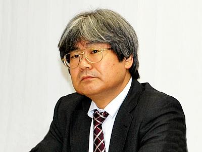 Photo: Dr. YAMADA Hirofumi
