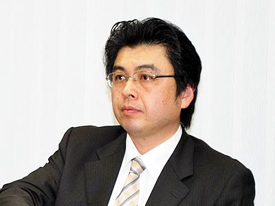 Photo: Dr. TAKEGAWA Nobuyuki