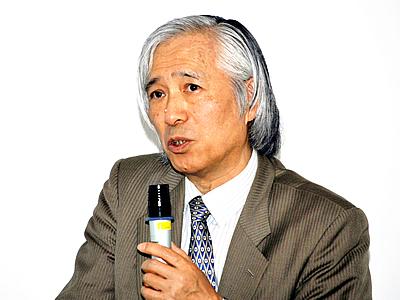 Photo: Dr. TANAKA Yuzuru