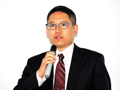 Photo: Research Director Dr. MIYOSHI Takemasa