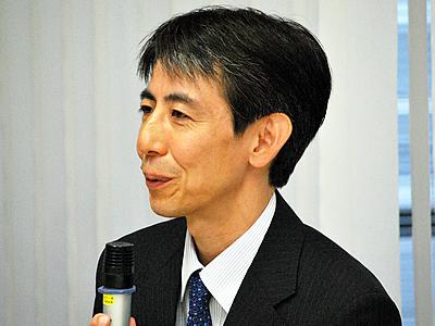 Photo: Dr. MIZUSHIMA Noboru