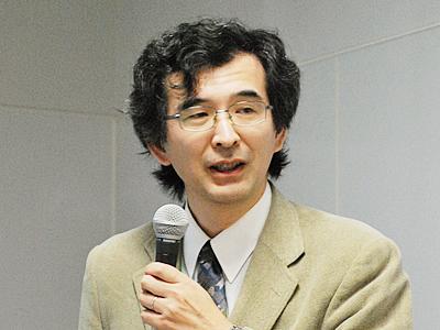 Photo: Dr. MINATO Shinichi