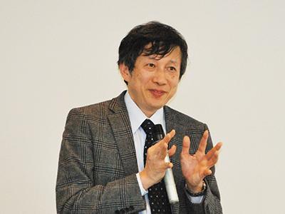 Photo: Dr. Takahashi