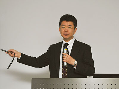 Photo: Dr. Katori