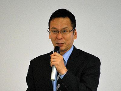 Photo: Dr. HAYASHI Yasuhiro