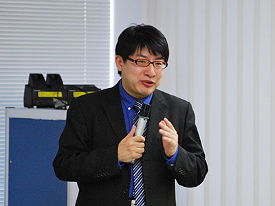 Photo: Dr. Eiji Saito