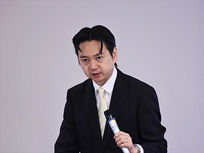 Photo: Dr. GOTO Masataka