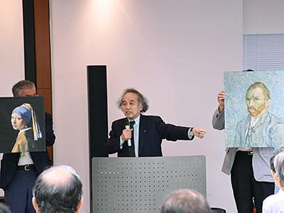 Photo: Dr. MIYASAKO Masaaki