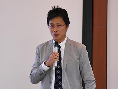 Photo: Dr. ADACHI Chihaya