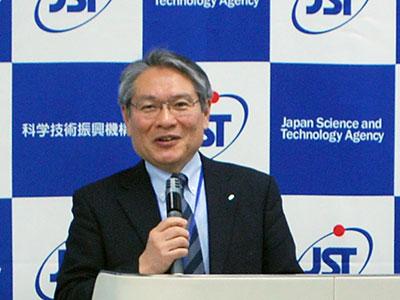 Photo: Mr. Yoshimasa GOTO