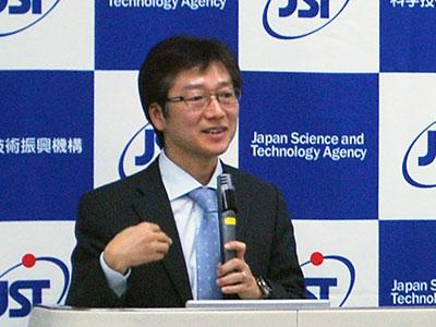 Photo: Dr. Motomu KANAI