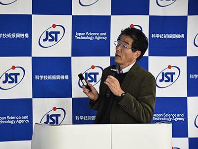 Photo: Dr. Shinobu Sato