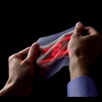 Continuous health-monitoring with ultraflexible on-skin sensors