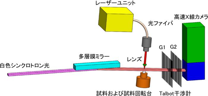 図1 開発した装置の基本構成