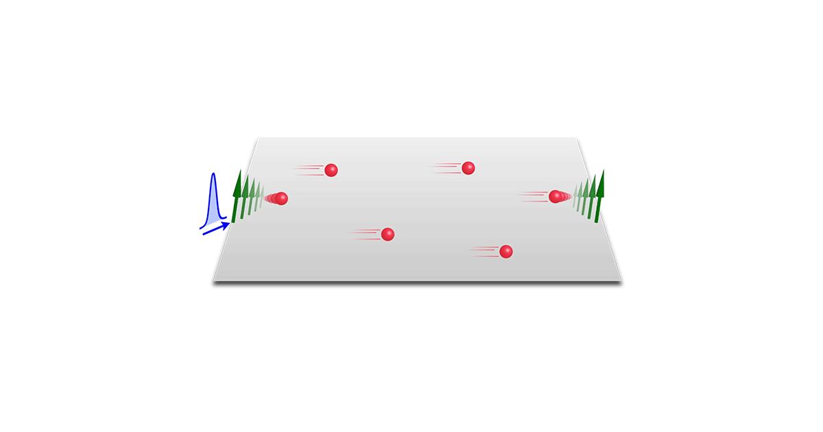 マヨラナ粒子が媒介するスピン輸送現象の発見