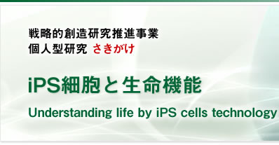 �헪�I�n���������i���� �l�^����                 ���������uiPS�זE�Ɛ����@�\�vUnderstanding life by iPS cells                 technology