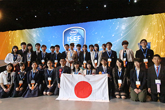 インテル国際学生科学フェア